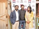 Atif, Mohamad Khosa and Sarah Syed: LET'S BRUNCH, Quaker Oats hosts a brunch in Lahore