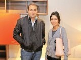 Hamid Rashid and Attiya Noon: THE BIG O, Studio O Furniture Design launches its flagship store in Gulberg, Lahore