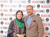 Ayesha and Nophil Rizvi: ELECTRONIC ESSENTIALS, Nophil Rizvi launches Bang and Olufsen in Islamabad