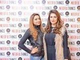 Madeeha and Quratulain: ELECTRONIC ESSENTIALS, Nophil Rizvi launches Bang and Olufsen in Islamabad