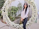 Nina Kashif: 45 CANDLES, Saba Ansari celebrates her 45th birthday at Café Alyanto in Karachi