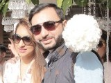 Wardha Saleem and Nubain Ali: 45 CANDLES, Saba Ansari celebrates her 45th birthday at Café Alyanto in Karachi