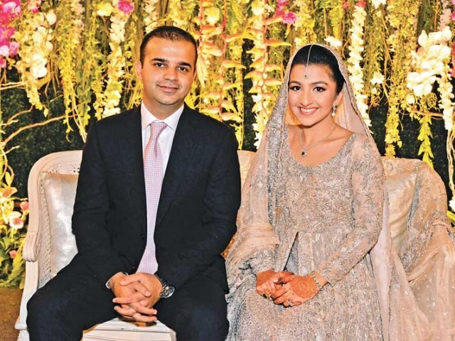 Hasan Vajid and Amna Rizvi: TO NEW BEGINNINGS, Amna Rizvi and Hasan Vajid host their Shalima in Karachi