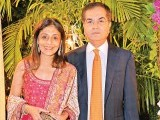 Shamsha and Nizam Hashwani: TO NEW BEGINNINGS, Amna Rizvi and Hasan Vajid host their Shalima in Karachi