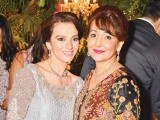 Fizza Rizvi and Sayeda Habib: TO NEW BEGINNINGS, Amna Rizvi and Hasan Vajid host their Shalima in Karachi