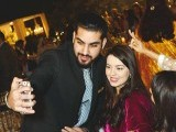 Nafay Durrani and Alisha Farooqui: TO NEW BEGINNINGS, Amna Rizvi and Hasan Vajid host their Shalima in Karachi
