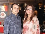 Abbas and Farwa: BIG LAUGHS AND BURGER BITES, Café Barbera launches its new burger menu in Lahore