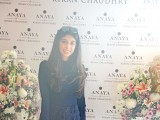Ayesha Jatoi: PASTELS AND FLOWERS, Kiran Chaudhry exhibits the latest collection of her brand, 'Anaya', at Labels in Karachi