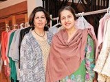 Ameera and Aliya: A NEW LINE, Misha Imam exhibits her debut collection at Cosa Nostra, Gulberg, Lahore