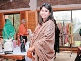 Javaria: A NEW LINE, Misha Imam exhibits her debut collection at Cosa Nostra, Gulberg, Lahore