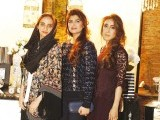 Amber, Mahvish Elahi and Mahvish: CLASSY AND FABULOUS, Sehar Umer hosts a tea party at Veranda, Lahore