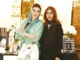 Maryam and Fatima: CLASSY AND FABULOUS, Sehar Umer hosts a tea party at Veranda, Lahore