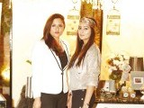 Sana and Maryam: CLASSY AND FABULOUS, Sehar Umer hosts a tea party at Veranda, Lahore