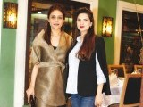 Sara Aqeel and Maryam Saad: CLASSY AND FABULOUS, Sehar Umer hosts a tea party at Veranda, Lahore