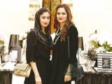 Sundas Rizwan and Aniqa Omer: CLASSY AND FABULOUS, Sehar Umer hosts a tea party at Veranda, Lahore