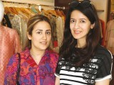Alizeh Pasha and Fatima Ahmed: BEJEWELLED, Amrapali Jewels exhibit its collection at Ensemble, Karachi