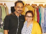 Ehtesham Ansari and Samra Muslim: BEJEWELLED, Amrapali Jewels exhibit its collection at Ensemble, Karachi