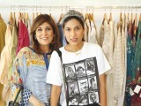 Maryam and Maria Pagganwala: BEJEWELLED, Amrapali Jewels exhibit its collection at Ensemble, Karachi
