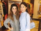 Sadia Nawabi and Sharmila Farooqui: BEJEWELLED, Amrapali Jewels exhibit its collection at Ensemble, Karachi