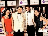 Mina Ramzi, Junaaid Zeyad, Turab Ramzi and Anum Anwer: SO WE BEAT ON, Junaaid Zeyad hosts a Gatsby night for Christmas in Karachi