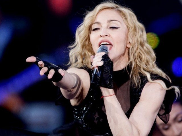 Madonna banned from Texas radio station following Women's March Speech