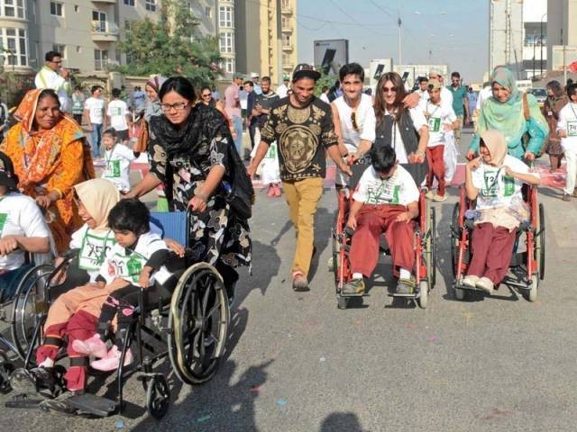 Marathon will be held on February 5 in Karachi