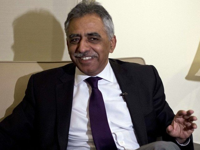 Muhammad Zubair confirmed his appointment as new governor Sindh
