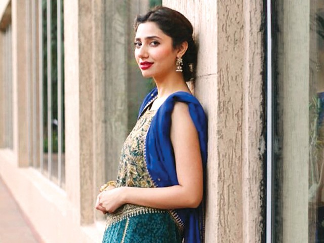 A file photo of Mahira Khan. PHOTOS: PUBLICITY