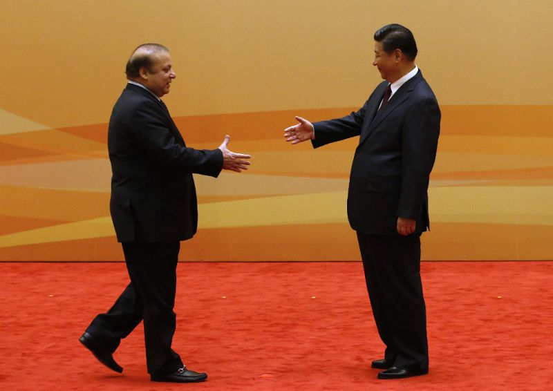 China will intervene if India disrupts Pakistan's western province