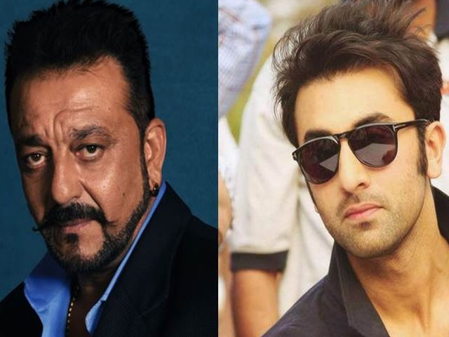 Ranbir will be seen playing Sanjay in Rajkumar Hirani's biopic. PHOTO: INDIAN EXPRESS
