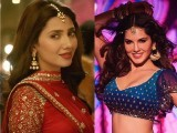 Mahira Khan and Sunny Leone in Raees. PHOTO: FILE