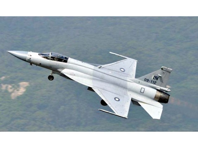 Myanmar has already ordered 16 JF-17s, according to Jane's. PHOTO: FILE