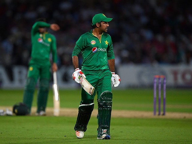 Sarfraz new ODI captain, as Azhar Ali steps down