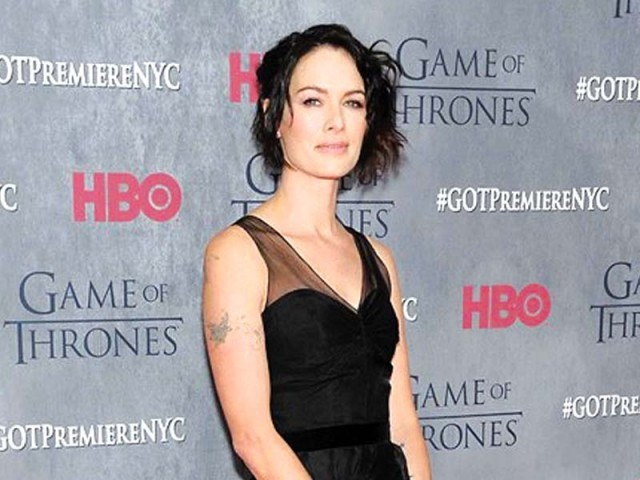 Lena Headey to work with Dwayne Johnson