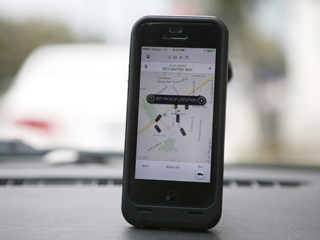 Man sues Uber, blames app for wife's discovery of his cheating