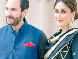 Saif and Kareena. PHOTO: INDIAN EXPRESS