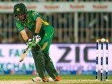 Rafatullah Mohmand has represented Pakistan in three T20Is. PHOTO: AFP