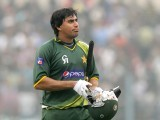 Nasir Jamshed. PHOTO : BCCI