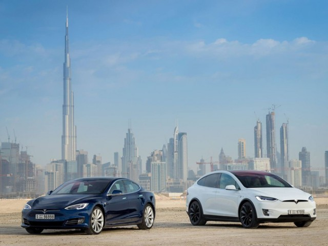 Dubai To Buy Tesla Vehicles As Part Of Its Ambitious Self