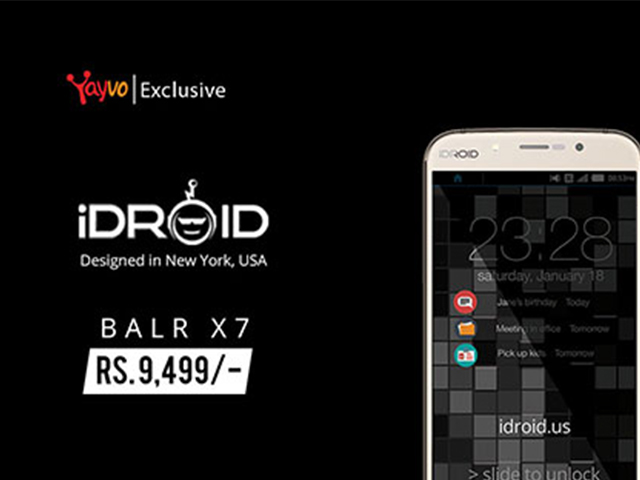 Review: iDroid BALR X7, the latest smartphone to hit the market