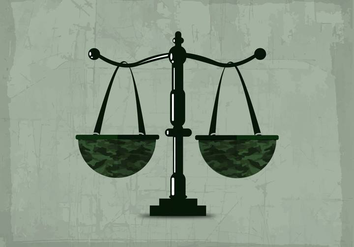 Government shares draft bill on military courts to all parliamentary leaders