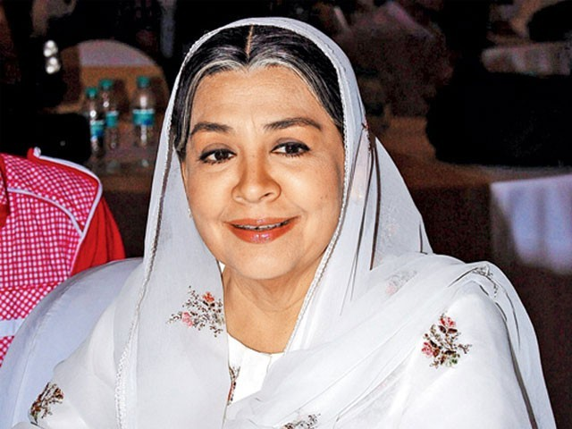 Bollywood actor, Farida Jalal. PHOTO: MID-DAY
