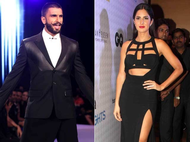 Ranveer avoids Deepika, parties with Katrina at Shahid's birthday bash?