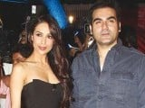 Arbaaz and Malaika tied the knot back in 1998 after meeting at the shoot of a coffee ad. PHOTO: INDIAN EXPRESS