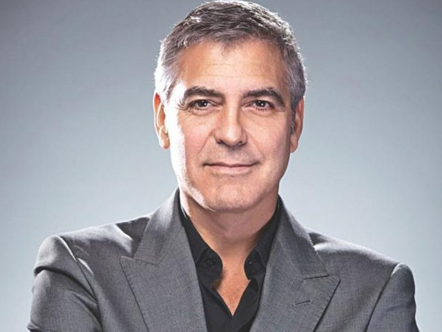 George Clooney Accuses Donald Trump of Being a
