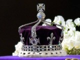 William Dalrymple and Anita Anand set the record straight with 'Kohinoor: The Story of the World's Most Infamous Diamond'. PHOTO: REUTERS