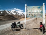 Akbaital Pass, Tajikistan: PHOTO COURTESY: KAMRAN ON BIKE