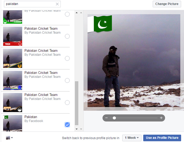 how to add photo to facebook profile