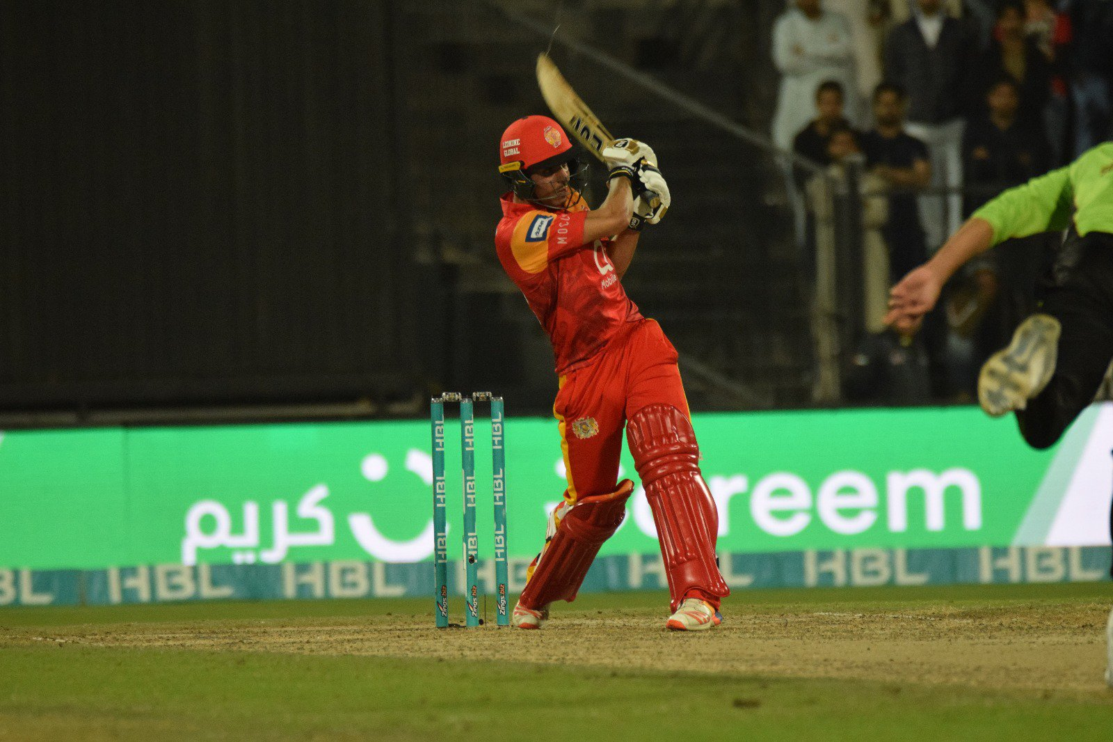 The middle-class tape-ball cricketer that is living the dream of millions in the country. PHOTO COURTESY: PSL