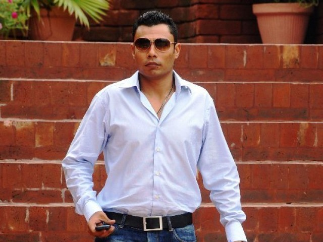 A file photo of Danish Kaneria. PHOTO: AFP